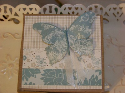 Forever friends Butterfly Box top