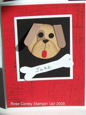 Welcome Jake
