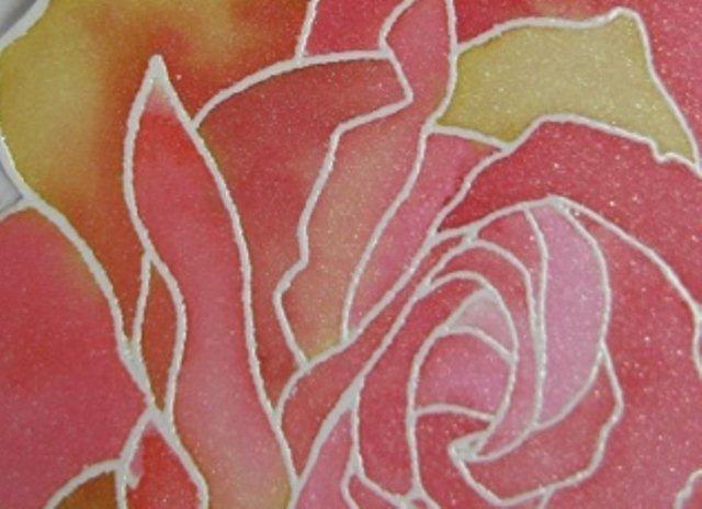 Sparkle rose