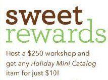 Sweet rewards