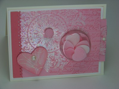 Sweet treat medallian valentine 1