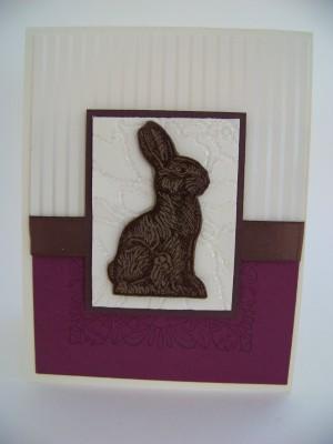 Feb stamp camp choc bunny