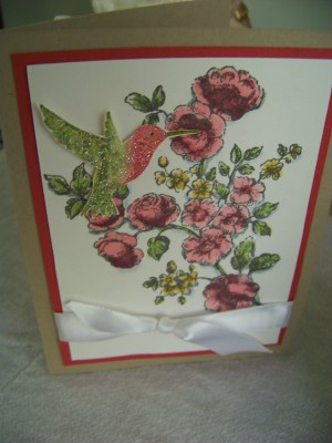 Elegant Mother's Day Card for mom S