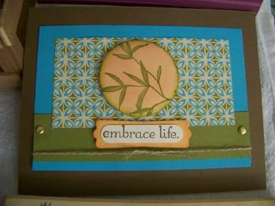 June SC embrace life