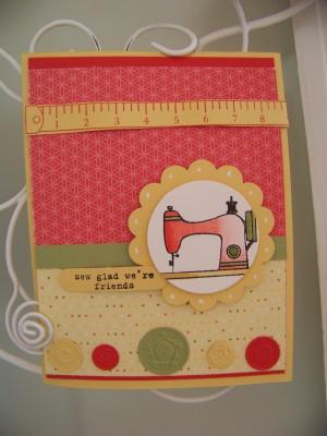March SC 2011 Sew Glad