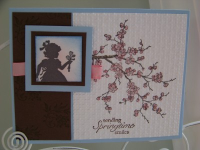 March SC 2011 Springtime girl